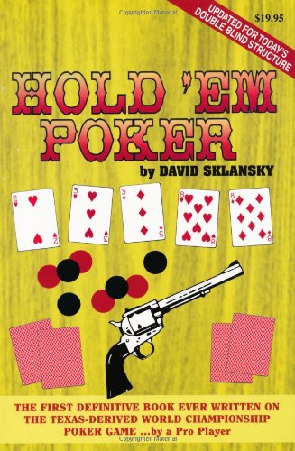 holdem poker david sklansky