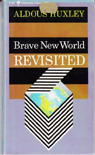 an essay on brave new world by aldous huxley Aldous huxley research papers study the writer best known for his novel, brave new world.