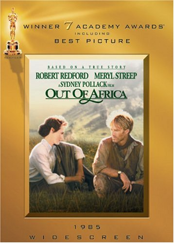 a review of the book out of africa