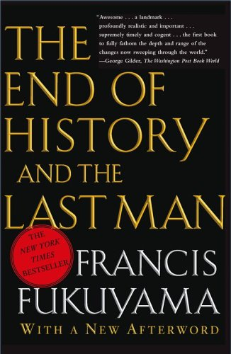 fukuyama end of history essay 1989