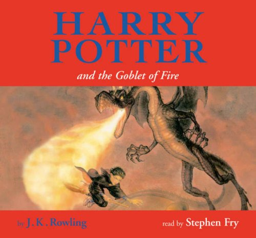 a literary analysis of harry potter and the goblet of fire Stephen moss assesses the critical reaction to jk rowling's harry potter and the goblet of fire.