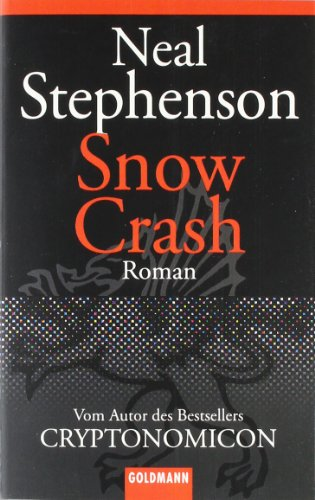 an analysis of tone in snow crash a novel by neal stephenson
