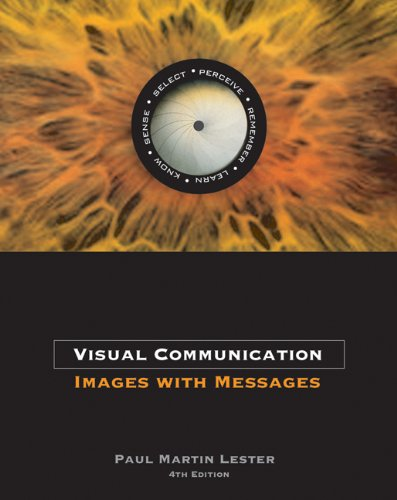 using visuals to communicate a message Graphic designers also use methods of visual communication in their for users to understand the message or of the communication taking placethe eye of.