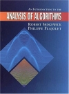 Robert Sedgewick, Philippe Flajolet. An Introduction to the Analysis of Algorithms