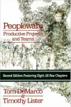 Tom DeMarco, Timothy Lister. Peopleware: Productive Projects and Teams   (Second Edition)